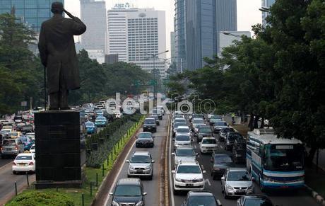 Kemacetan Bikin Orang Sakit Mental