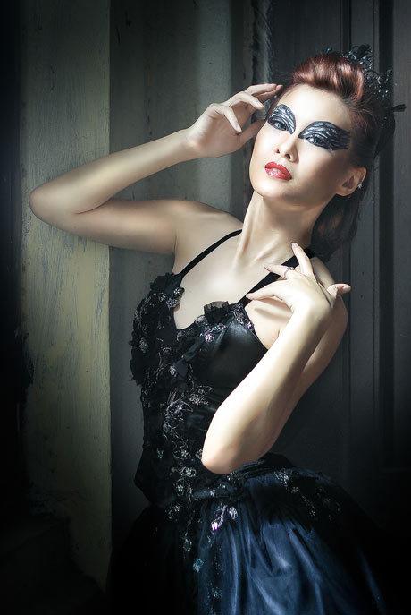 The Black Swan, Jawara FotoStop dengan Tema Beauty