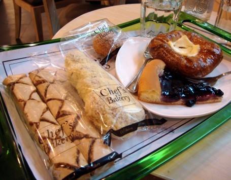 Mencicipi Roti Bergaya Korea di Bakery Milik Chef