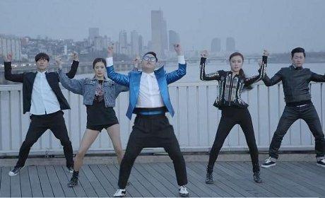 Lagu Baru Psy Pecahkan Rekor YouTube