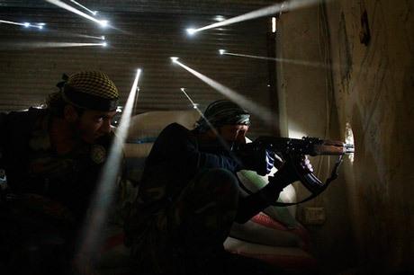 Foto Perang Saudara di Suriah Raih Pulitzer