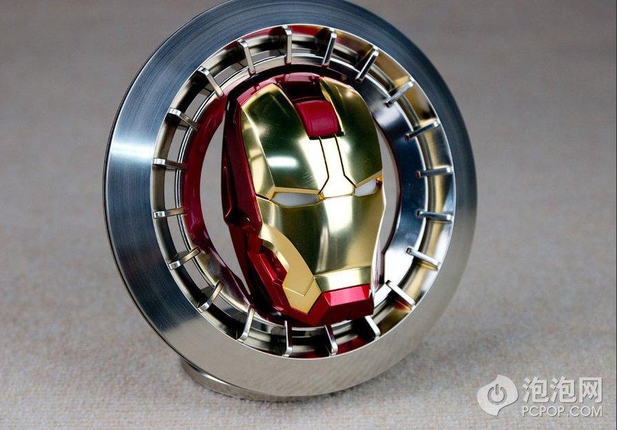 Keren! Mouse Bergaya Iron Man - 2