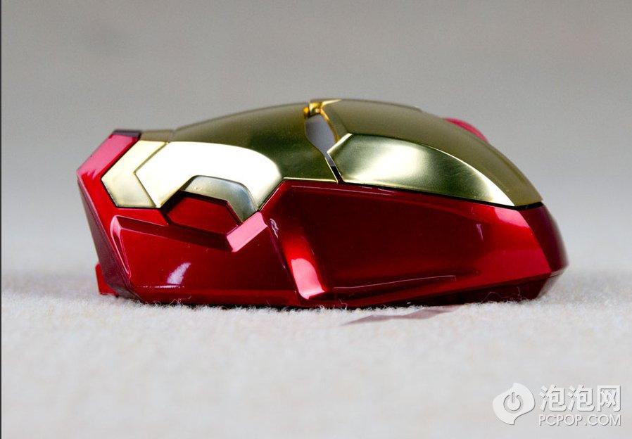 Keren! Mouse Bergaya Iron Man - 4