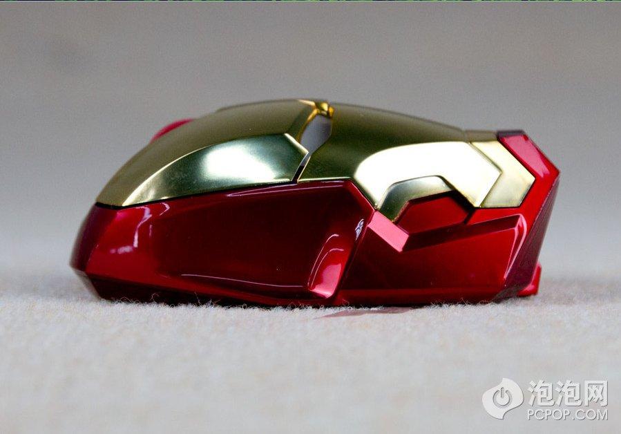 Detail yang dihadirkannya pun terbilang mumpuni, sehingga terlihat layaknya topeng Iron Man sungguhan. (kredit foto: PCPOP)
