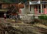 Pergeseran tanah terjadi sejak Minggu (14/4/2013) lalu. Kristiadi/detikcom.