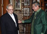 Presiden SBY menerima kedatangan Abdul Salam Al-Abbadi. (Setpres).