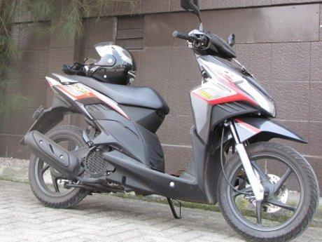 Cara Menambah Tenaga Honda Vario