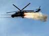 Sementara itu, 6 buah pesawat tempur TNI AU yang tergabung dalam Komando Tugas Gabungan Udara (Kogasgabud) melancarkan serangan udara yang kerap diberi nama Operasi Lawan Udara Ofensif (OLUO) di wilayah udara Kalimantan. Serangan udara tersebut dilakukan dengan composite strike, antara lain oleh 2 buah pesawat tempur F-16 dan Sukhoi. (Puspen TNI)