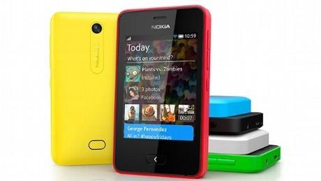 Asha 501, Smartphone Rp 1 Jutaan dari Nokia