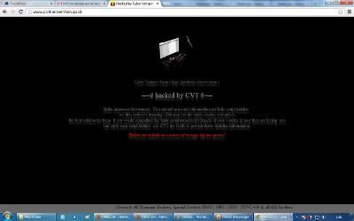 Kemenhan Kejar Pembajak Website Dirjen Pothan, Motifnya Cuma Iseng