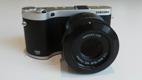 Samsung NX300, Jagokan Autofocus yang Mumpuni
