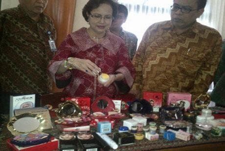 Masuk Daftar Kosmetika Berbahaya BPOM, Hayfa Sampaikan Klarifikasi