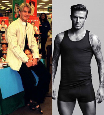 David Beckham, Pesepakbola yang Makin Stylish Jelang Pensiun 1