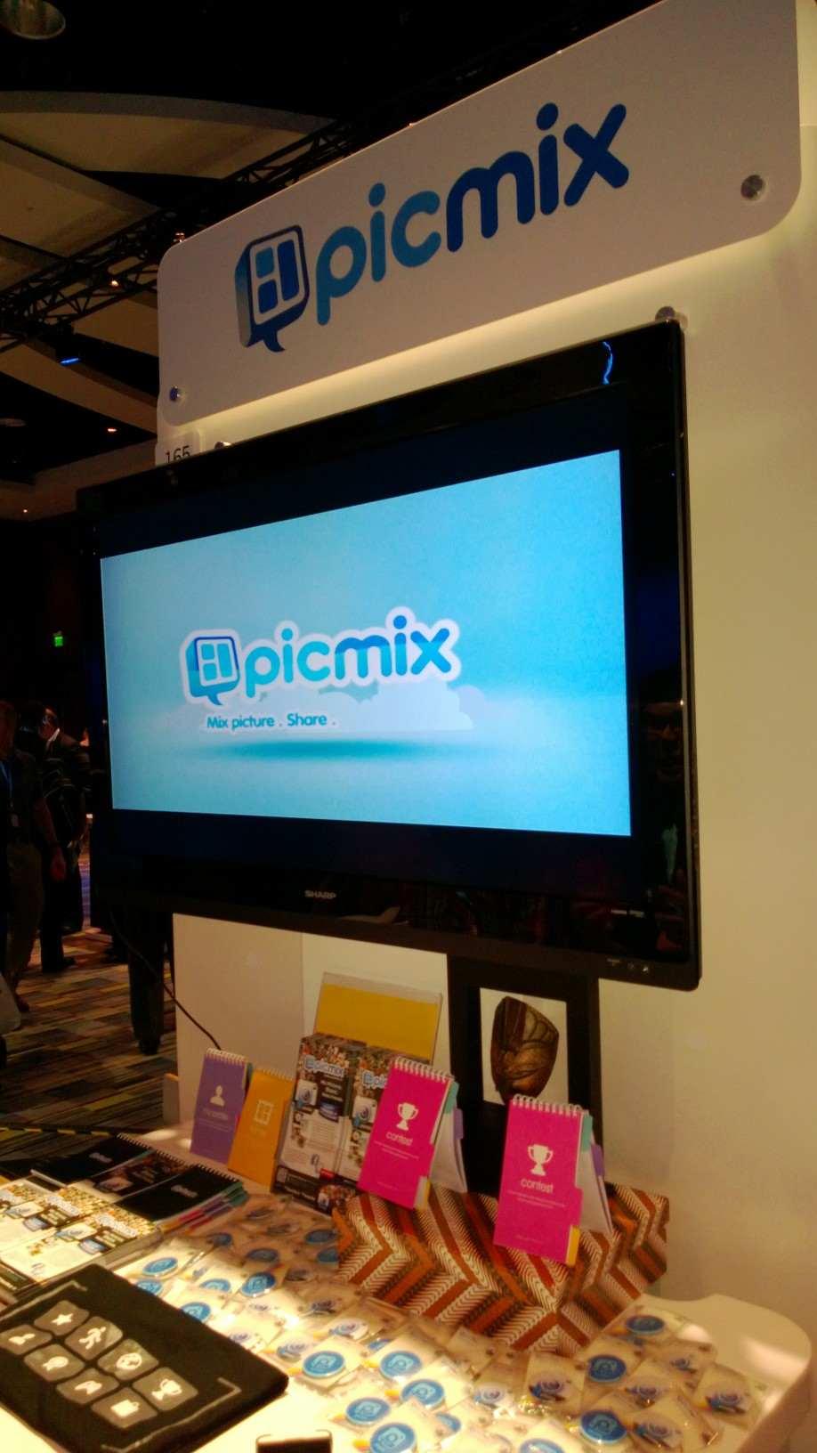 PicMix, Aplikasi Lokal yang Unjuk Gigi di Pesta BlackBerry - 2