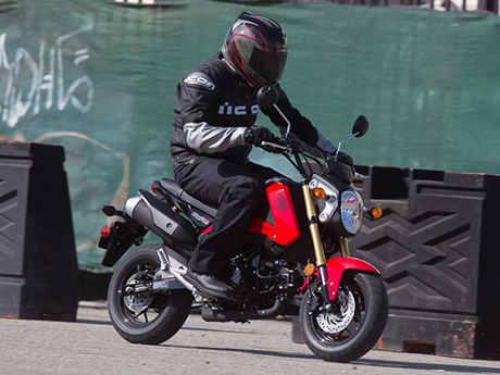 Honda Rilis Motor Trail Mini