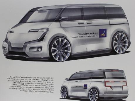 Apa Arti Nama Arimbi, Mobil Listrik Made in Indonesia?