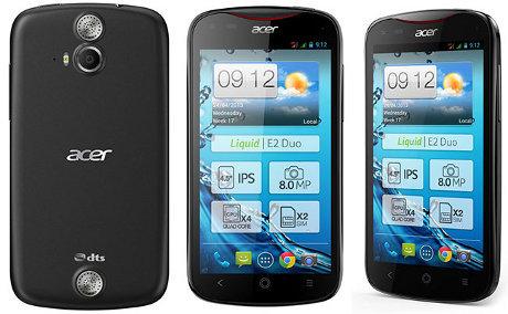 Liquid E2, Android Quadcore Rp 2 Jutaan Acer