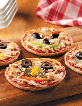 Wouw! Ada Pizza Hello Kitty dan Kelinci Buat si Kecil!