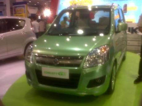 Si Hijau di PRJ Belum Tentu Jadi Mobil Murah Suzuki