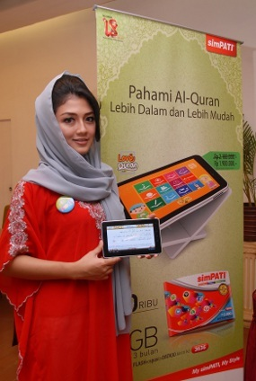 Cyrus Rilis Tablet Android Quran Digital