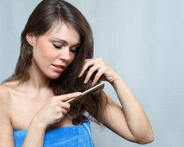 Tips Mengatur Rambut yang Kaku dan Kering