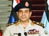 Menurut Abdel Fattah al-Sisi, Ketua Mahkamah Konstitusi Mesir ditunjuk untuk menjadi pemimpin sementara hingga pemilu kembali digelar. AFP/Egyptian TV.