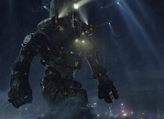 Mengenal Jaeger, Robot Raksasa di Pacific Rim - 3