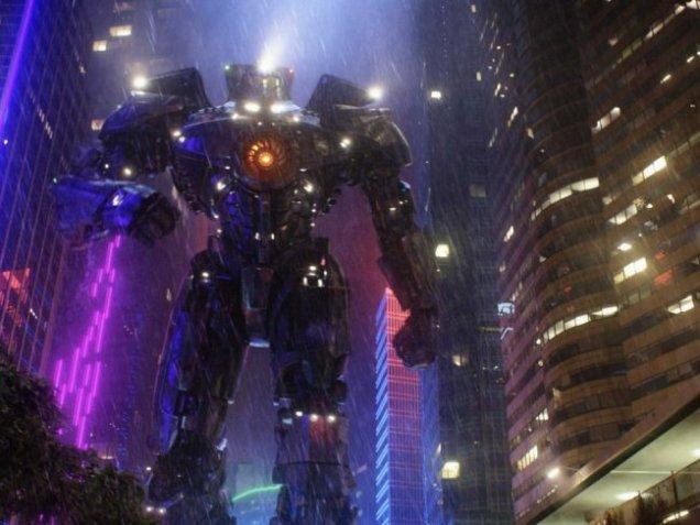 Gipsy Danger, disiapkan project Jaeger untuk melindungi perairan AS dari serangan Kaiju. Awalnya robot yang ditenagai nuklir ini dikendalikan oleh dua bersaudara beckett, hingga akhirnya salah satu dari mereka terbunuh dalam pertarungan dengan Kaiju. Gipsy Danger versi upgrade telah dipersenjatai sebuah pedang mematikan.