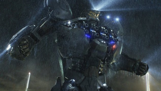 Mengenal Jaeger, Robot Raksasa di Pacific Rim - 2