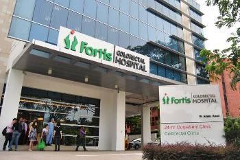 Fortis Colorectal Hospital, Pusat Bedah Usus Berteknologi Robot