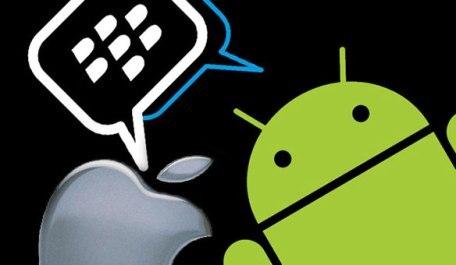 BlackBerry Siapkan Peluncuran BBM untuk Android & iPhone