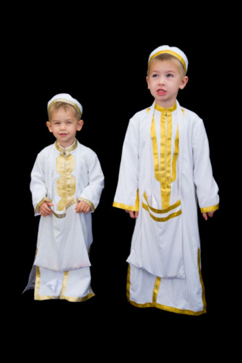 Gemas! Ini Bocah-bocah Ceria Pemenang Lomba Foto Balita Ramadan 1