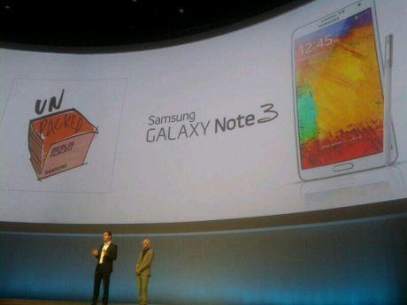 Ini Harga Resmi Samsung Galaxy Note 3 dan Galaxy Gear