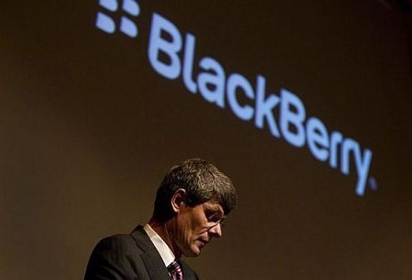 BlackBerry Dapat Kucuran Dana dari Miliuner