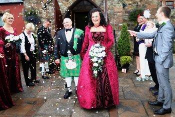 Helen dan Leslie, Pasangan Ini Menikah Setelah Ganti Kelamin