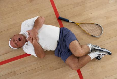 Mengapa Atlet yang Bergaya Hidup Sehat Masih Bisa Kena Serangan Jantung?