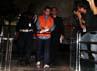 Tubagus Chaer Wardana alias Wawan keluar dari gedung KPK.
