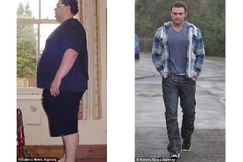 Ini Dia Pria yang Jadi Pelatih Fitness Setelah Pangkas Bobot 115 Kg