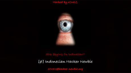 Serang Situs Australia, Hacker Indonesia Dibela