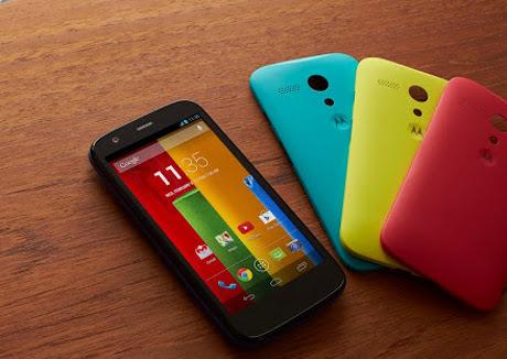 Motorola Moto G Dipastikan Masuk Indonesia, Kapan?