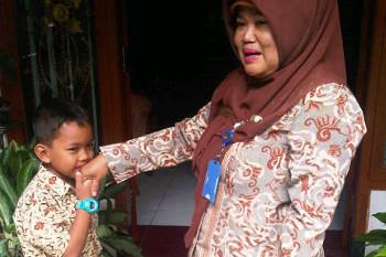 Melongok Keseharian Sandi, si Mantan Bocah Perokok di Malang