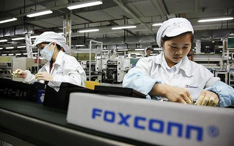 Foxconn Bandingkan Pabrik di China dengan Indonesia