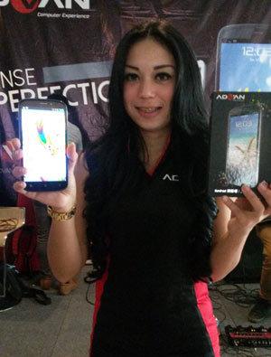 Mei, Pabrik Tablet PC Advan di Semarang Mulai Beroperasi