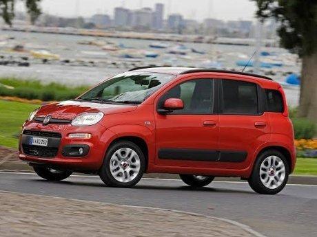 Fiat Panda, Mobil CBU Italia Termurah dan Teririt