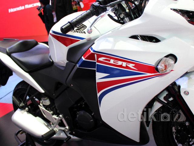 Tampilan Anyar Honda CBR150R