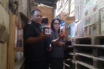 Produk-produk Tak Layak Konsumsi Terjaring Sidak BPOM