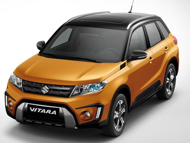 Sosok Suzuki Vitara Generasi Terbaru