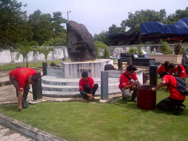 Komunitas Motor Ramaikan Honda Fiesta Riau