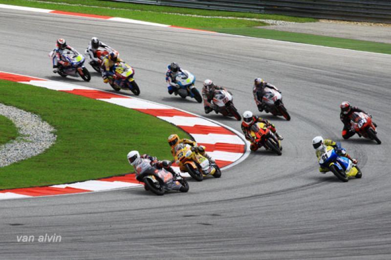 Begini Serunya Nonton MotoGP di Sirkuit Sepang