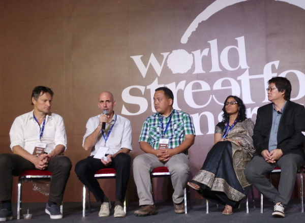 Filipina dan India Mencari Solusi dan Kerjasama untuk Tingkatkan Street Food